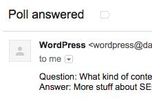 Feedback Surveys For WordPress