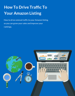 how to drive traffic to your amazon listing