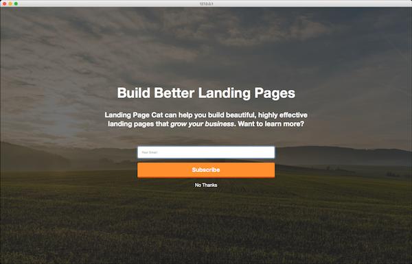 welcome gate wordpress plugin
